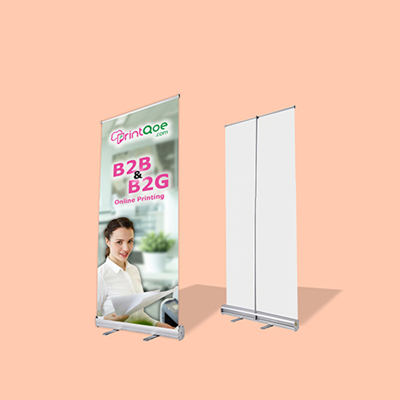 Roll Up Banner (60 x 160 cm)